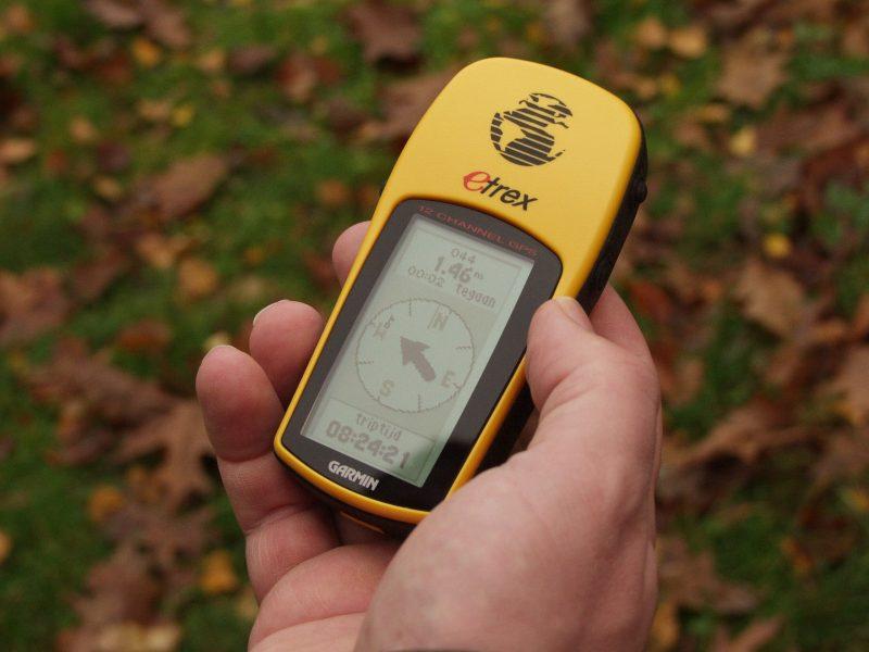 GPS-tocht