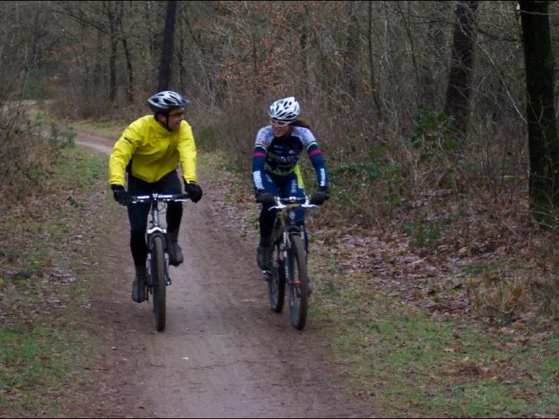 Mountainbiketocht