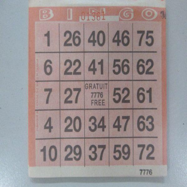 bingokaarten