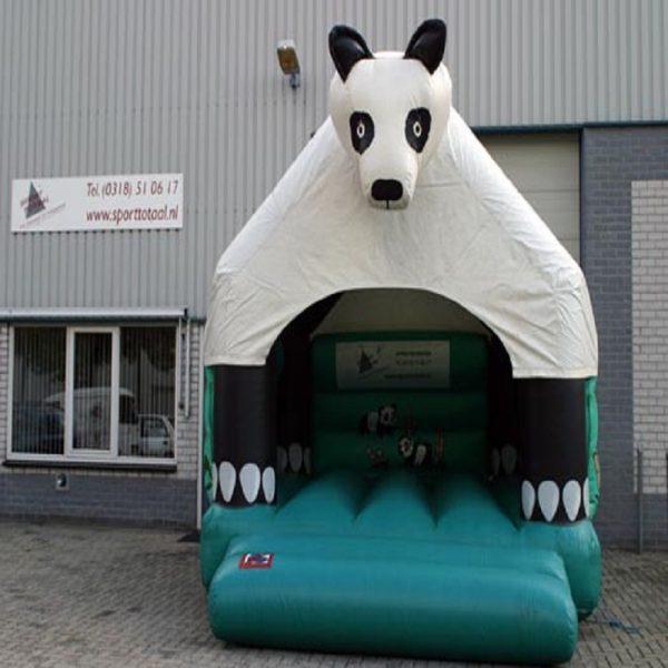Springkussen panda losse overkapping