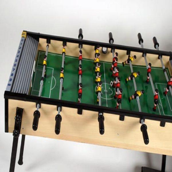 tafelvoetbalspel recreatief